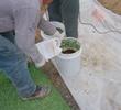 Field Turf Installation - Step 2